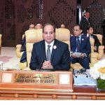 السيسي للقمة العربية: الحق العربي في القدس ثابت وأصيل ومصير سوريا يحدده شعبها