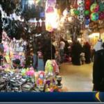 فيديو| انتعاش حركة البيع والشراء في أسواق منبج السورية