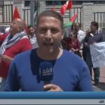 فيديو| وقفة تضامنية أمام مقر الحكومة الفلسطينية للمطالبة بصرف رواتب موظفي غزة