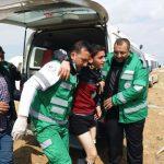 إصابة فلسطيني برصاص الاحتلال جنوب قطاع غزة