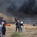 غزة.. 25 مصابا فلسطينيا في جمعة «الشباب الثائر»