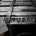 مصدر: روسال الروسية ستنسحب من السوق العالمية إذا استمرت عقوبات أمريكية