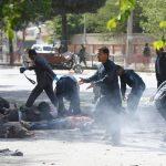 مقتل 9 صحفيين بهجوم كابول.. أدمى يوم للعاملين في وسائل الإعلام المحلية