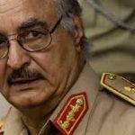 مصدر: القائد العسكري الليبي خليفة حفتر يتلقى العلاج في باريس