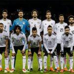 محمد صلاح يحرز الهدف الأول للمنتخب المصري في مرمى السعودية