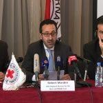 الصليب الأحمر يطلق من جنيف مناشدة عاجلة لإنقاذ الأوضاع الصحة المتردية في غزة