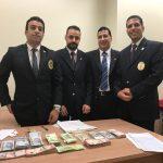 جمارك مطار القاهرة تضبط 3 محاولات تهريب لكمية من النقد الأجنبي