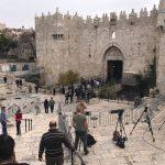 إصابة عدد من الفلسطينيين في مواجهات مع قوات الاحتلال بالقدس