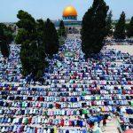الفلسطينيون يتحدون دولة الاحتلال