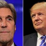 مراسل الغد: ترامب يحذر كيري من التدخل في الملف الإيراني