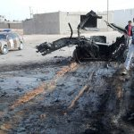 ليبيا.. قتيلان في انفجار سيارة مفخخة عند نقطة تفتيش