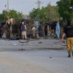 إصابة وزير الداخلية الباكستاني بالرصاص في ما يبدو أنه محاولة اغتيال