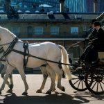صور| الأمير هاري وعروسه ميجان ماركل يختاران عربة الزفاف الملكية