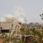 ضربة جوية إسرائيلية تستهدف موقعا للجيش السوري