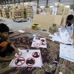 بدء عملية إعادة فرز الأصوات يدويا في الانتخابات العراقية