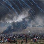198 شهيدا و22 ألف جريح فلسطيني منذ انطلاق مسيرات العودة بغزة