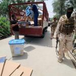 بدء إعادة فرز بطاقات الاقتراع يدويا لنتائج الانتخابات العراقية