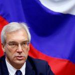 وزيرا خارجية روسيا وألمانيا يبحثان الوضع الإيراني في موسكو
