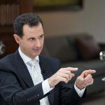 الأسد يعد باستعادة السيطرة على شمال سوريا بالقوة إذا اقتضى الأمر