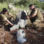 فيديو| مراسلة الغد: سقوط صاروخ إسرائيلي جنوب لبنان أثناء قصف سوريا
