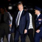 الأمريكيون الثلاثة المحتجزون في كوريا الشمالية يصلون واشنطن