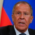 لافروف: موسكو تدعو إيران وإسرائيل إلى الحوار
