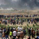 غزة.. ارتفاع عدد شهداء مجزرة مليونية العودة إلى 60 شهيدا