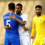 فوز السعودية على اليونان 2-صفر استعدادا لمونديال 2018