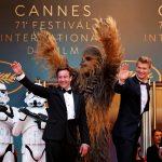 «سولو: ستار وورز ستوري» يتصدر إيرادات السينما في أمريكا الشمالية