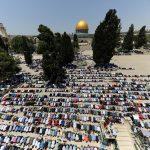الأوقاف الإسلامية: 120 ألف مواطن أدوا صلاة الجمعة بالمسجد الأقصى