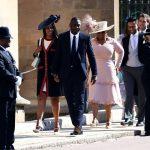 صور| بدء توافد المشاهير لحضور «حفل الزفاف الملكي»