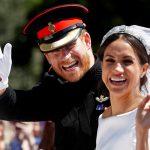 فيديو وصور| مراسم الزفاف الملكي عقب وصول ميجان ماركل لقلعة ويندسور