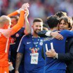 تشيلسي يحرز لقب كأس الاتحاد الانجليزي لكرة القدم على حساب مانشستر يونايتد