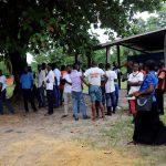 فيديو| الكونغو تبدأ حملة تطعيم لاحتواء تفشي الـ«إيبولا»