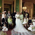 ميجان وهاري ينشران الصور الرسمية لعرسهما الملكي