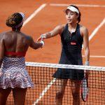 الأمريكية فينوس تودع بطولة فرنسا المفتوحة من الدور الأول