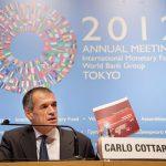 كارلو كوتاريللي على طريق رئاسة الوزراء في إيطاليا