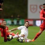 تونس تعدل تأخرها إلى تعادل 2-2 مع البرتغال وديا