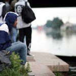 إخلاء أكبر مخيم للمهاجرين في باريس