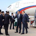 الخارجية الروسية: لافروف يدعو زعيم كوريا الشمالية لزيارة موسكو