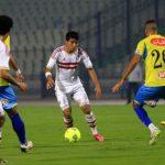 الزمالك يلتقي الإسماعيلي في نصف نهائي كأس مصر