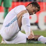 الإصابة لن تمنع رونالدو من المشاركة في نهائي دوري أبطال أوروبا