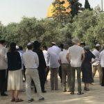 مئات المستوطنين يقتحمون الأقصى بمناسبة «عيد نزول التوارة»