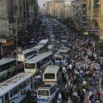 معهد أمريكي يحذر من عواقب الزيادة السكانية في مصر
