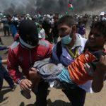 غزة.. 58 شهيدا و2771 مصابا برصاص الاحتلال في مليونية العودة