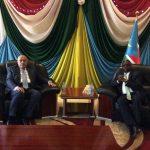 وزير الخارجية المصري يصل جوبا للمشاركة فى افتتاح مجلس التحرير الوطنى للحركة الشعبية