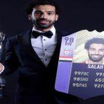 صلاح مرشح لجائزة EASPORTSFIFA كأفضل لاعب في الدوري الانجليزي
