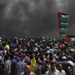 غزة.. 43 شهيدا و2238 مصابا في مجزرة «مليونية العودة»