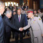 وزير الدفاع المصري يعود بعد انتهاء زيارته الرسمية إلى روسيا
