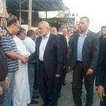 هنية يعود إلى غزة بعد زيارة القاهرة عدة ساعات